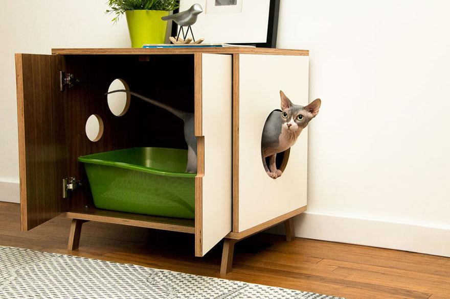 13.- 20 increíbles ideas de obsequios ideales para tu gato