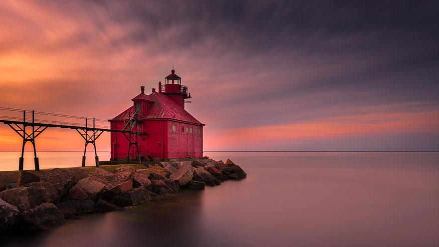 16.- Wisconsin, Estados Unidos