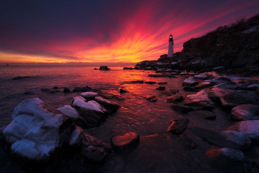 20.- Maine, Estados Unidos
